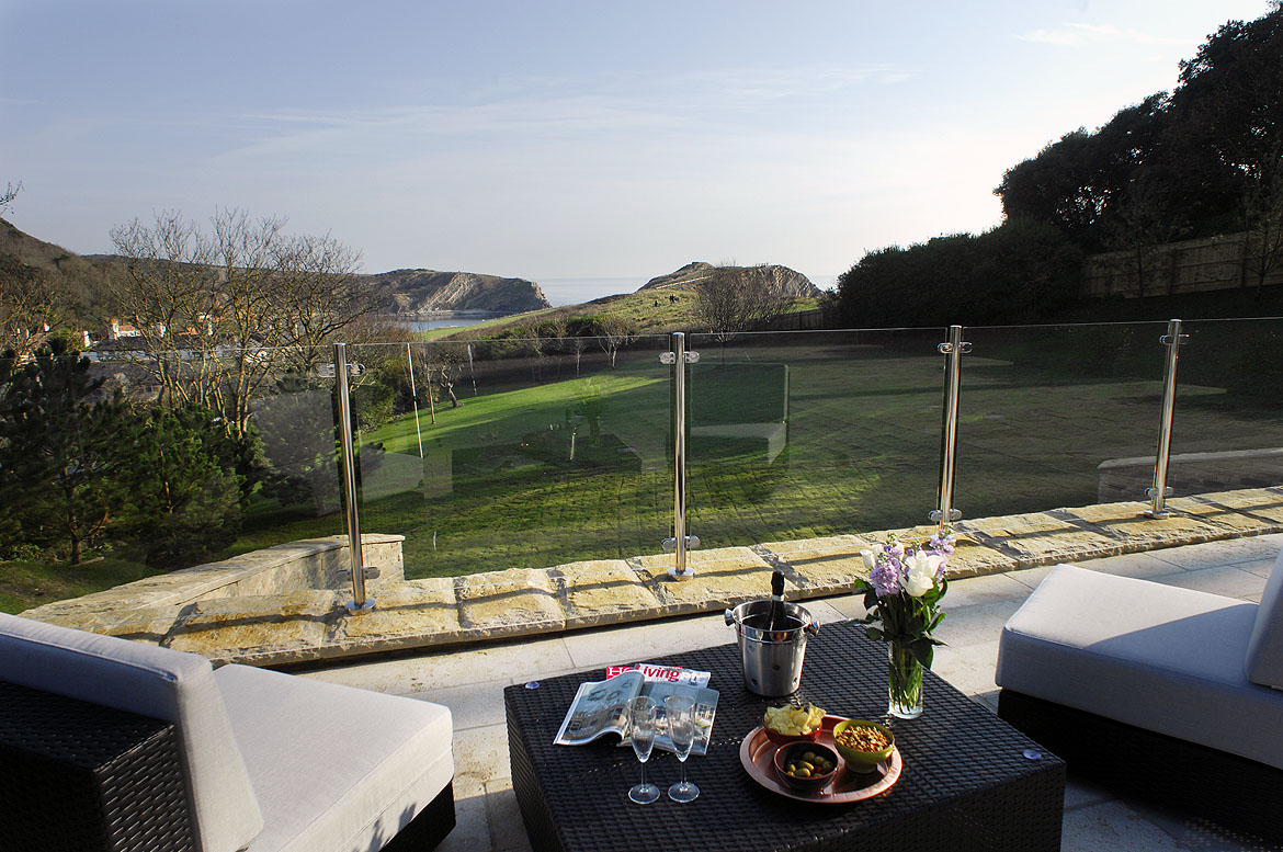 Lulworth Cove House (Sleeps 10)